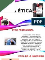 La Ética, codigo profesional