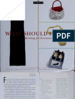 What should I wear  dressing for occasions.pdf