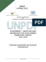 UNPDF 2016-2020