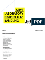Creative Laboratory District (Design Report)