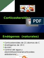 Corticosteroides Sinteticos y Naturales