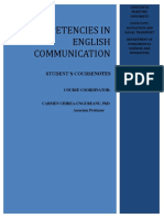 Effective Communication Course Notes