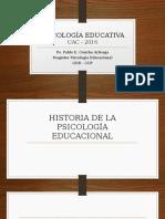 Psicología Educativa Clase 3