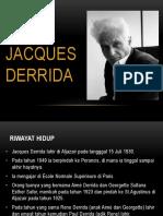 11 - Jacques Derrida