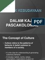 politik kebudayaan