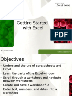 Excel Training Manual PPT