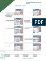 Calendario Escolar Sevilla 2016-2017 - Notilogía
