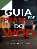 #02 RD - Escola WOD - Guia Prático Do WOD
