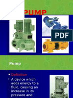 maintenance pump