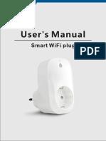 Smart WiFi Plug User Manual