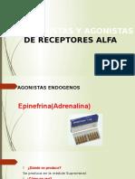 Agonistas Alfa 1