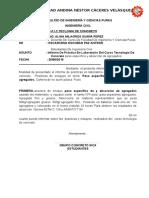 imforme PESO  ESPECIFICO E ABSORCION  UANCV