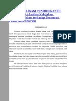 Desentralisasi Pendidikan Di Indonesia 2