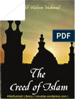 Abdel Haleem Mahmood - The Creed of Islam