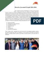 Programa Juventud Evópoli Juntos x Más