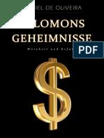 Deutsch - Salomons Geheimnisse