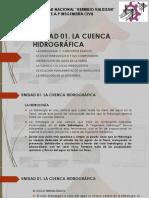 Unidad 01 - La Cuenca Hidrografica