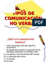tiposdecomunicacinnoverbalkinesica-090809204812-phpapp01.ppt
