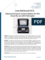 Aeroscout GCS Brochure