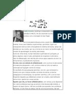 Metodo de Alfabetização Emilia Ferreiro