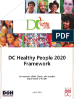 DC Healthy People Report