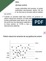 8 Gráficas Para El Control de Variables II