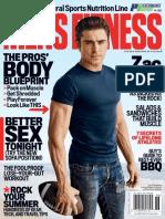 Men_s Fitness USA - June 2016