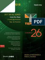 Catalogo Tepal 2016