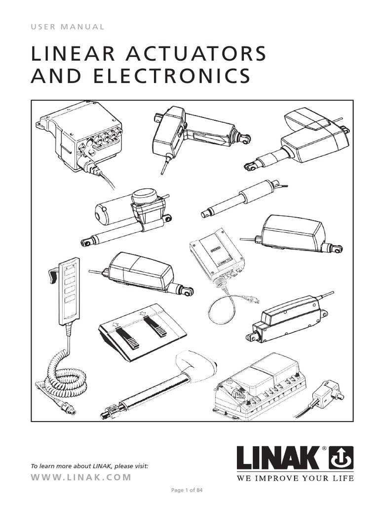 atuadores cama linak pdf   electrostatic discharge   electromagnetic  compatibility