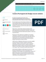Centro Português de Design vai ser extinto