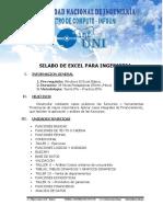 SILABO DE EXCEL PARA INGENIERIA.pdf