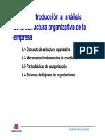Organizacion y Sistemas