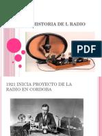 Historia de l Radio