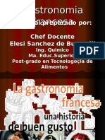 Gastronomia Francesa 1