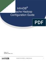 InfiniDB Apache Hadoop Guide
