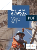 Manual EstaNdares de Seguridad y Salud Laboral Chile (Dic 2014)