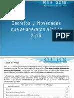 RIF 2016