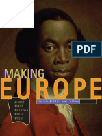 Making Europe - People, Politics, And Culture (Gnv64)