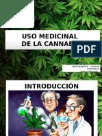 Uso Medicinal de La Cannabis