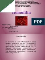 Caso Clinico Hemofilia
