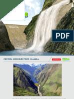 Central Hidroelectrica Chaglla-peru