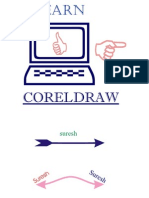 Small CorelDraw Tutorial E - Book