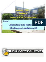 Semana 2b-2016-1 Tito Cinematica de La Particula