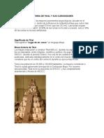 Historia de Tikal y Sus CuriosidadGFGFes