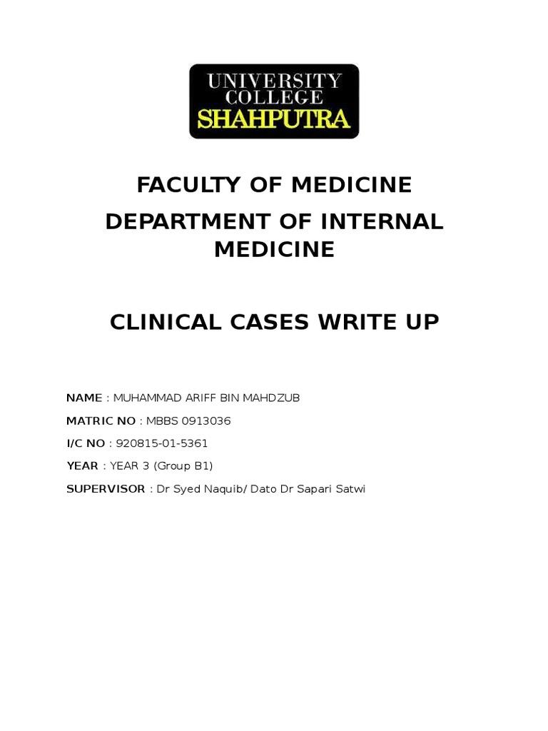 Case write up medicine sample entry level retail sales resume