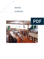 Area de Logistica(Restaurante)