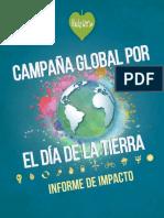 Informe Dia de La Tierra