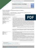 FACTORES SOMNOLENCIA.pdf Artículo Para Geriatría
