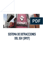 Sistema de Detracciones Ajustes