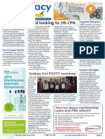 Pharmacy Daily for Thu 30 Jun 2016 - Guild looking to 7th CPA, Methotrexate warnings, Sydney Uni PSOTY nominee, Travel Specials and much more